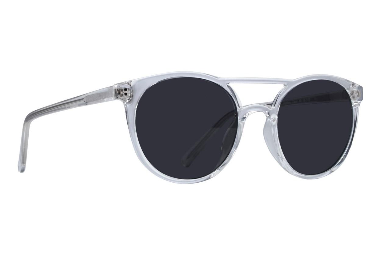 Lunettos Ashton Clear Sunglasses
