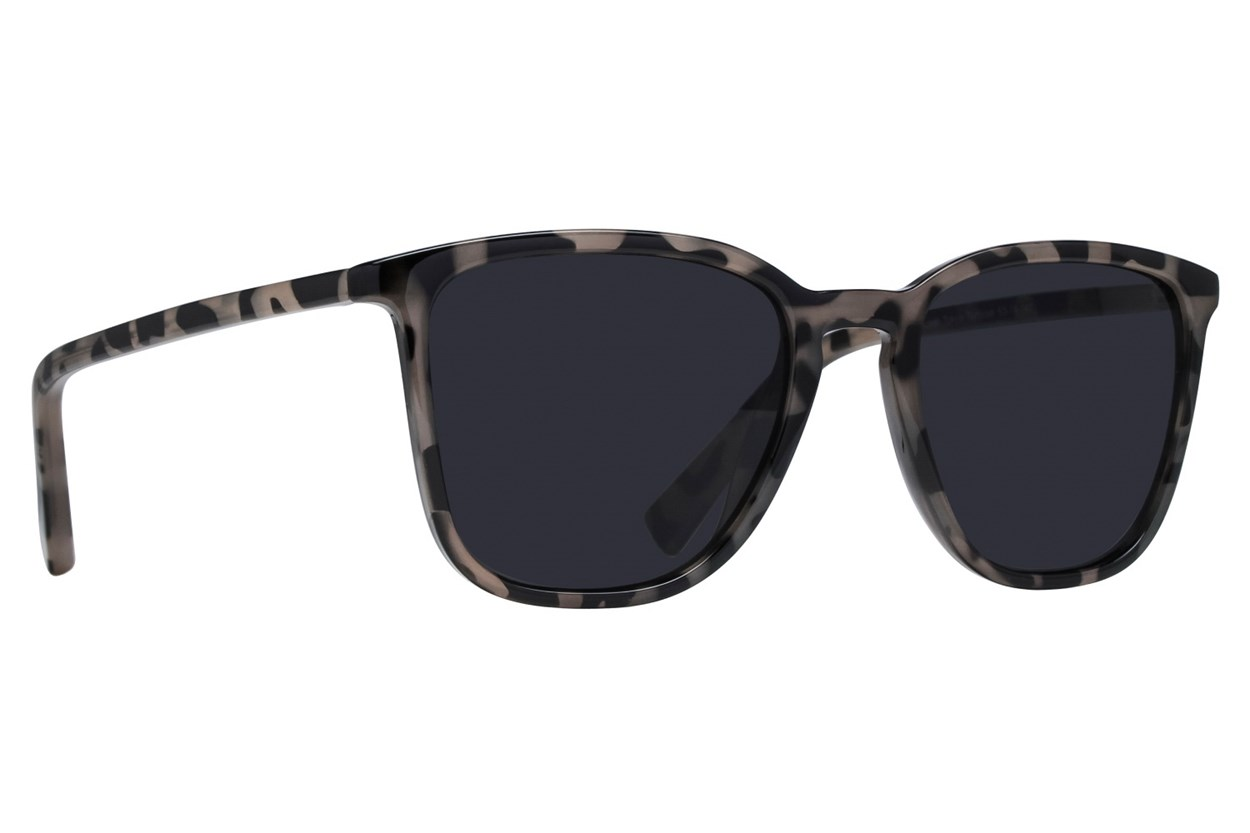 Lunettos Becket Tortoise Sunglasses