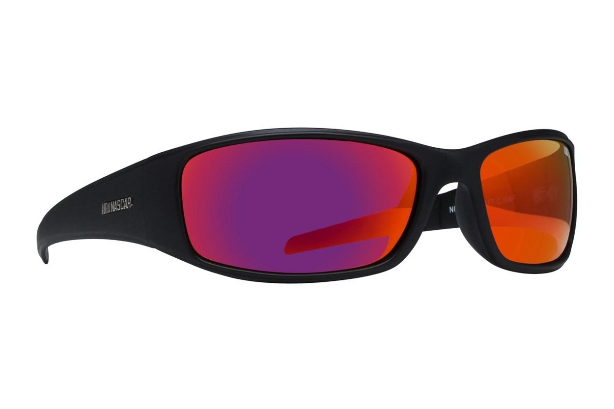 NASCAR Draft Black Sunglasses
