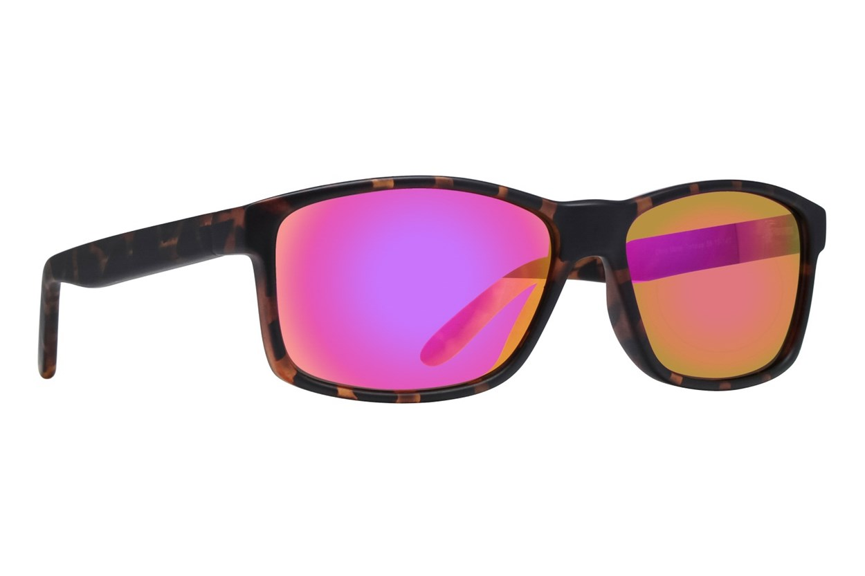 Lunettos Chris Tortoise Sunglasses