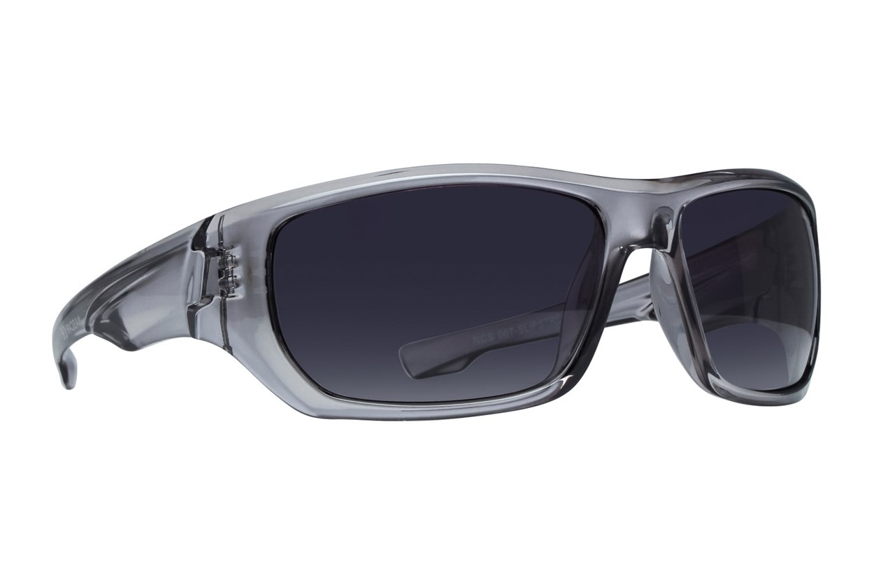 NASCAR Slipstream Gray Sunglasses