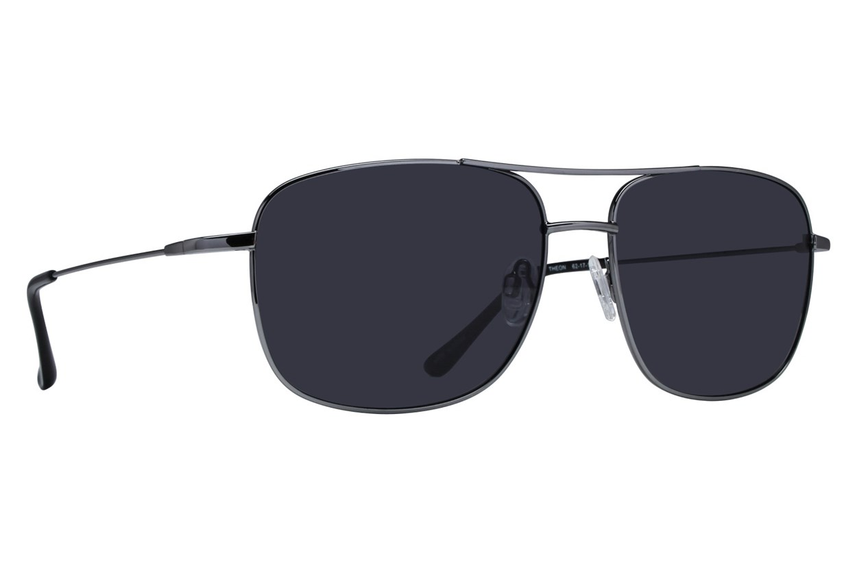 Fatheadz Theon Gray Sunglasses