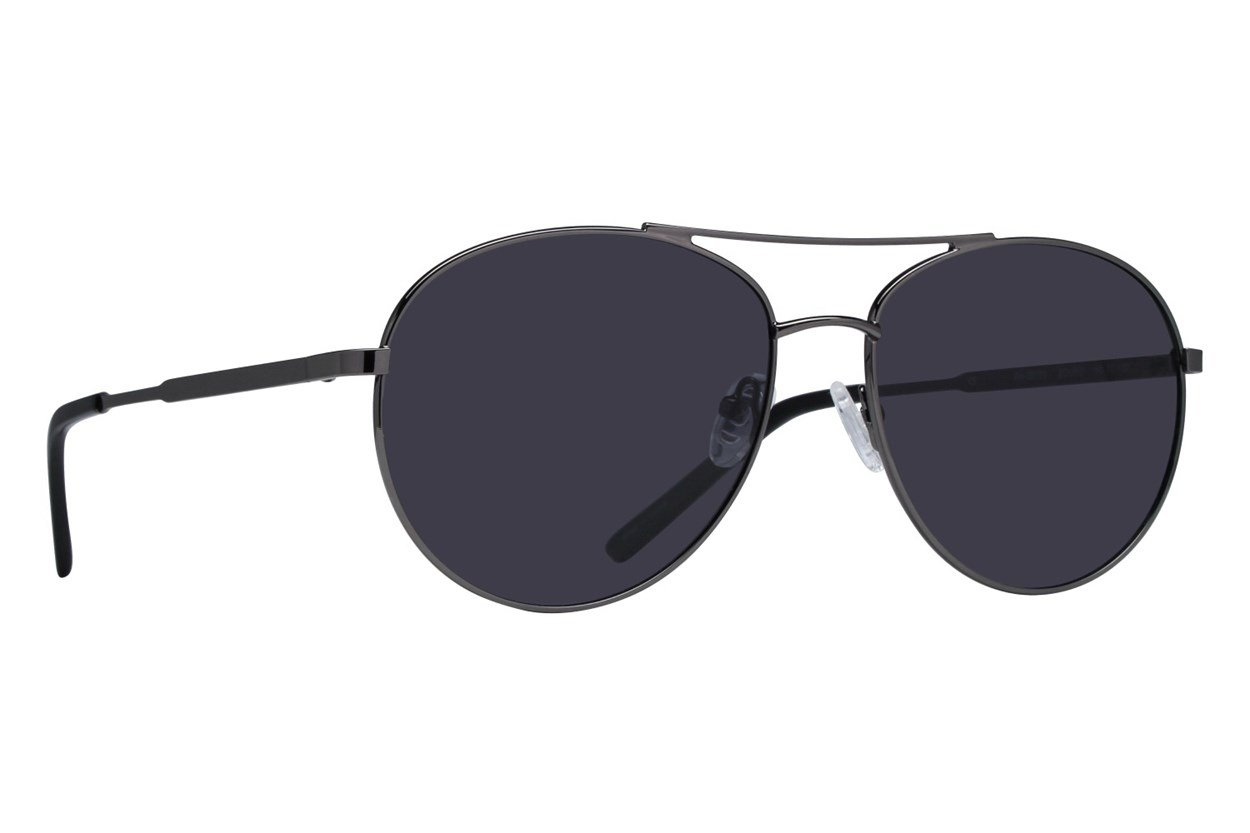 Fatheadz Zound Gray Sunglasses