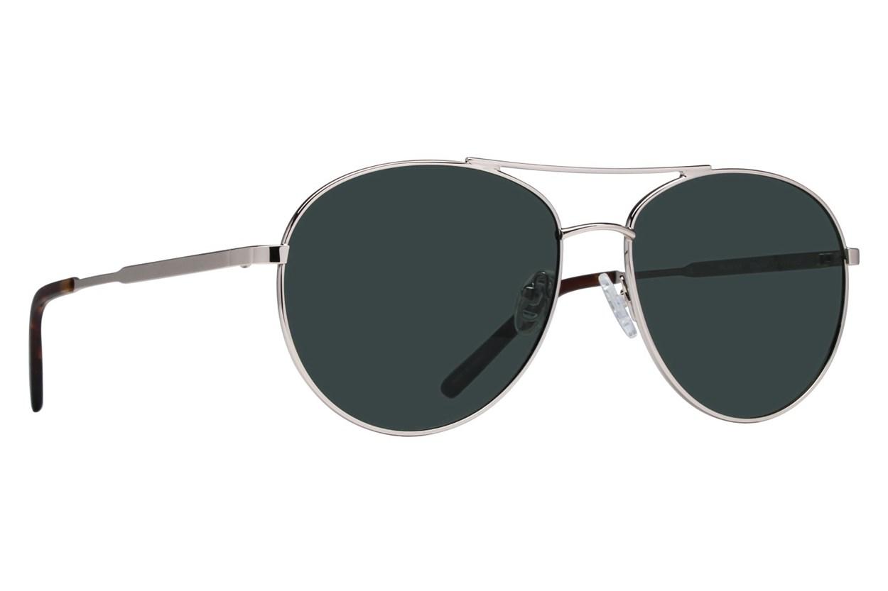 Fatheadz Zound Gold Sunglasses
