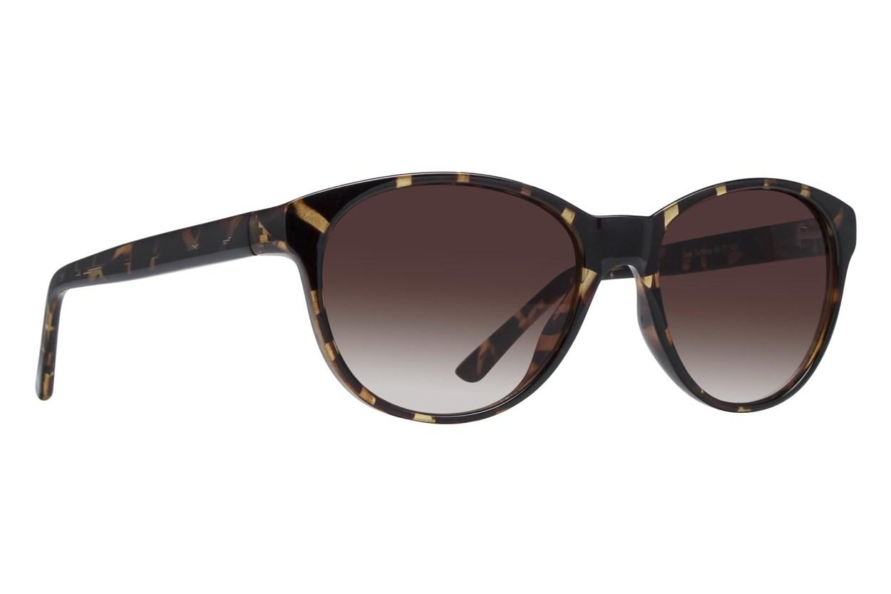 Lunettos Cate Tortoise Sunglasses