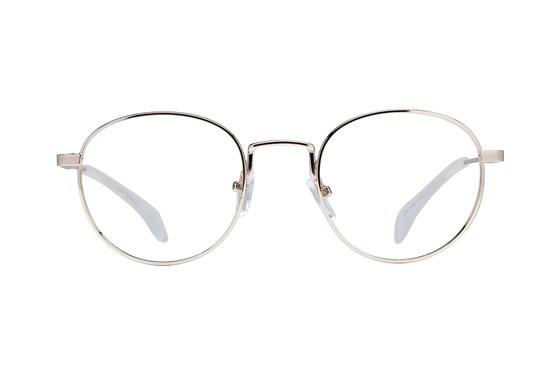 Lunettos Felix Gold Glasses