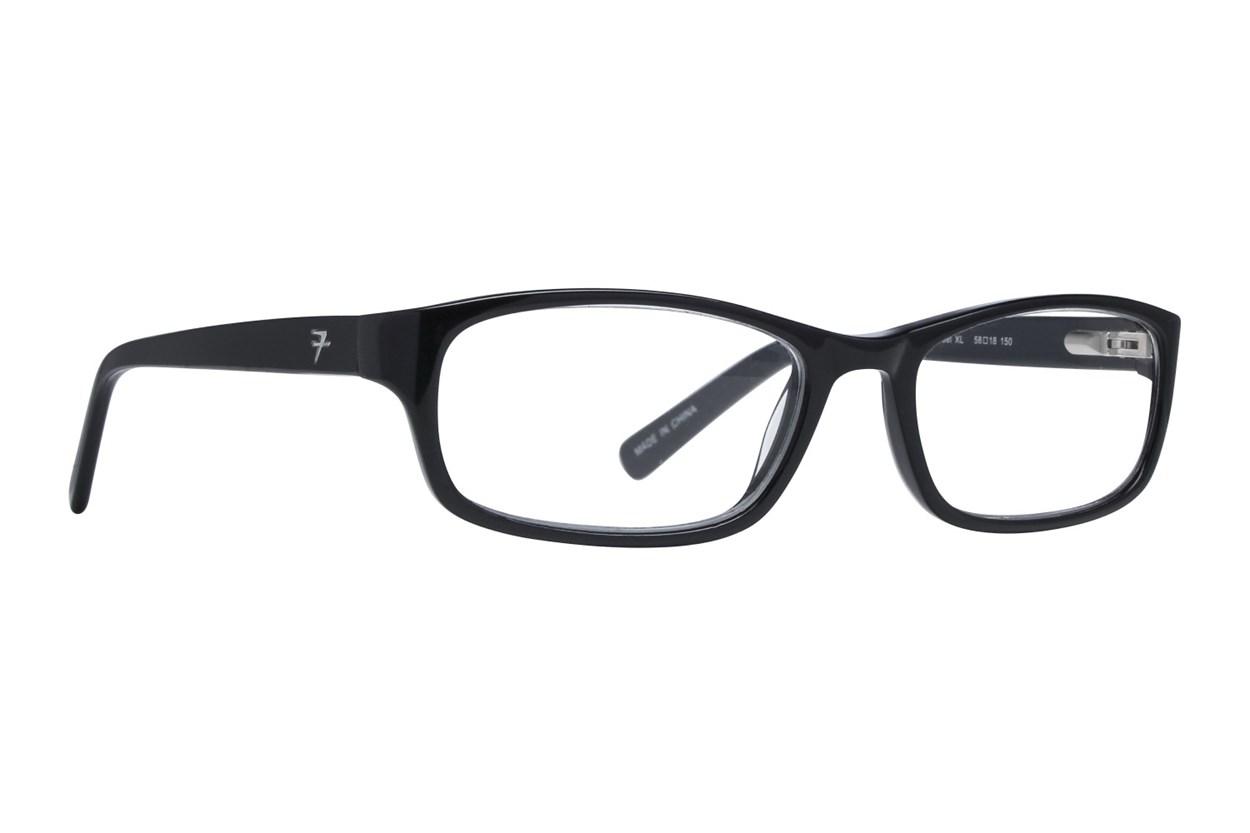 Fatheadz Wallstreet Reading Glasses Black
