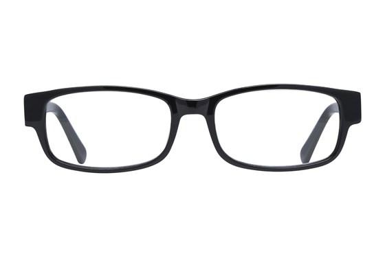Fatheadz Jaxonian Reading Glasses Black