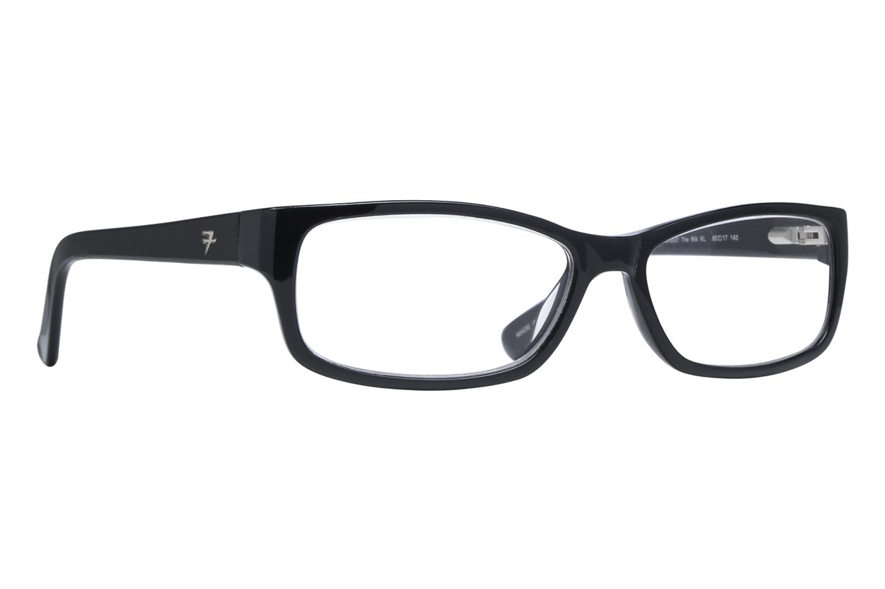 Fatheadz The Mik Reading Glasses Black ReadingGlasses