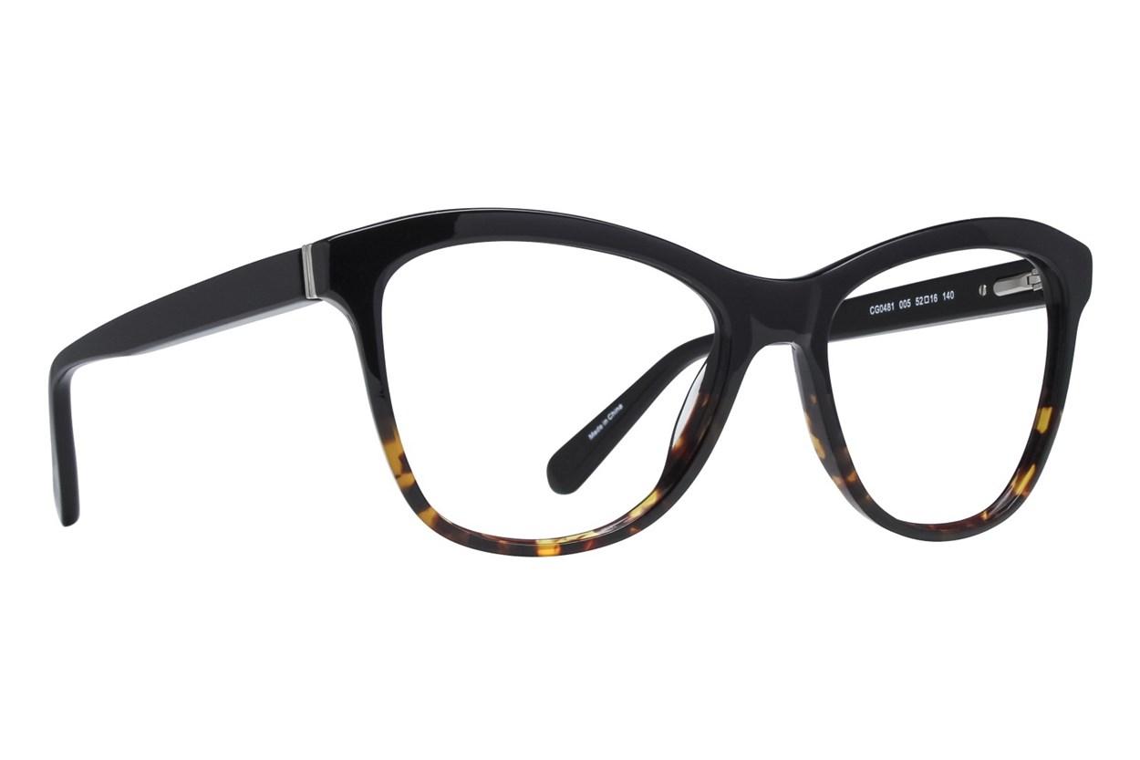 Covergirl CG0481 Black Glasses