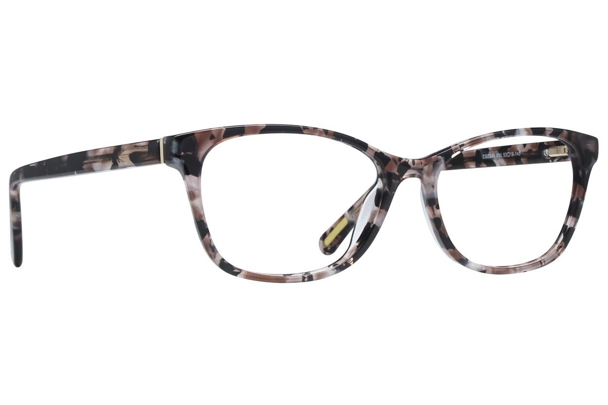Covergirl CG0545 Brown Glasses