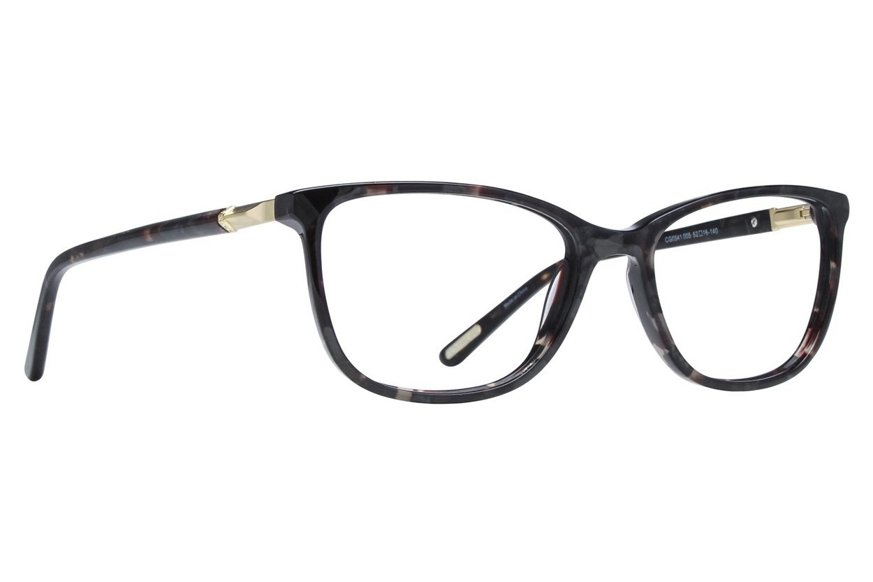 Covergirl CG0541 Black Glasses