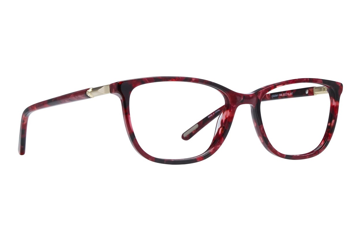 Covergirl CG0541 Red Glasses