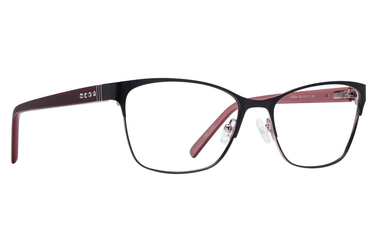 Covergirl CG0464 Black Glasses