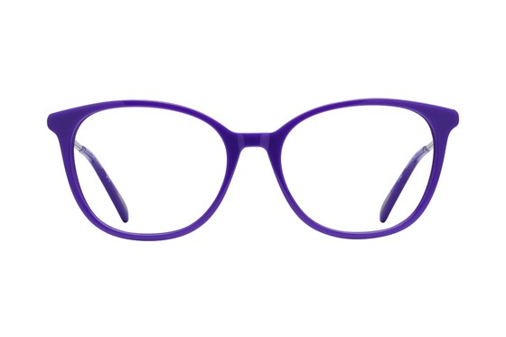 Covergirl CG0473 Purple Glasses
