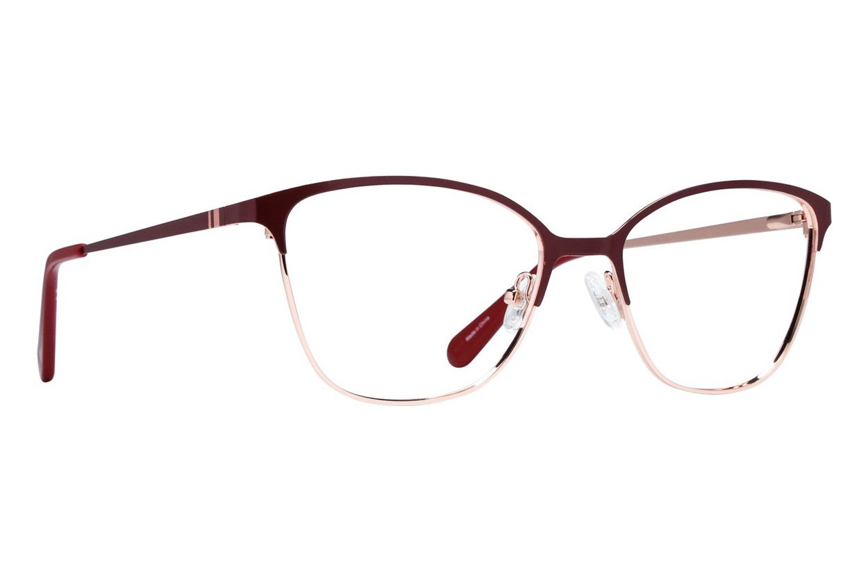 Covergirl CG0472 Red Glasses