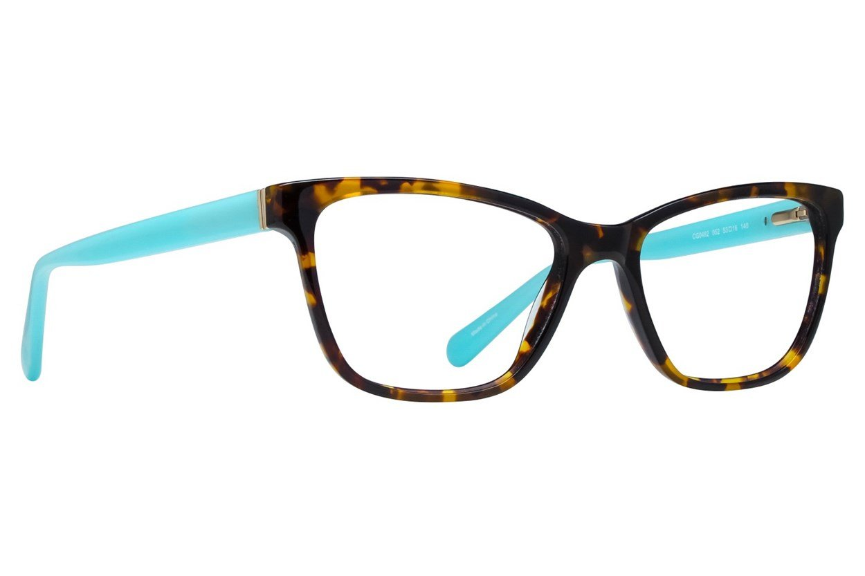 Covergirl CG0482 Tortoise Glasses