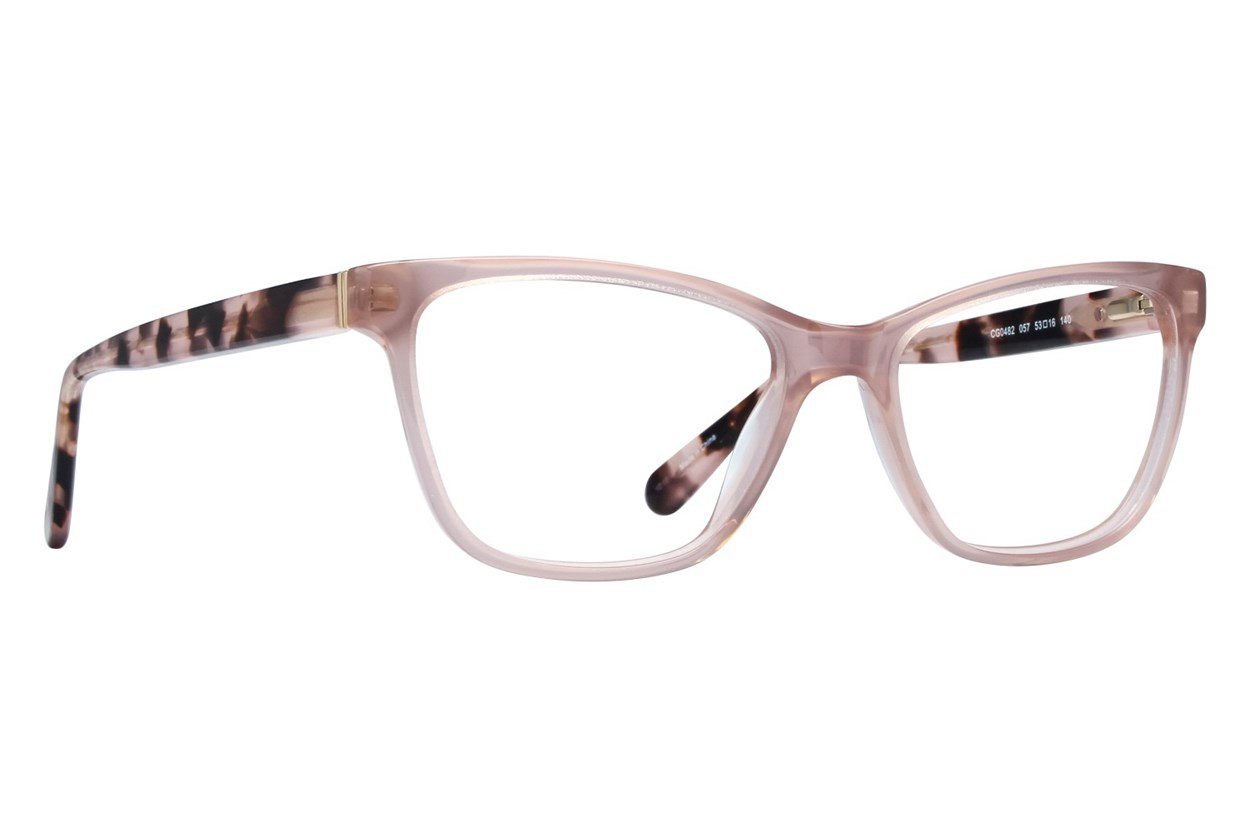 Covergirl CG0482 Tan Glasses