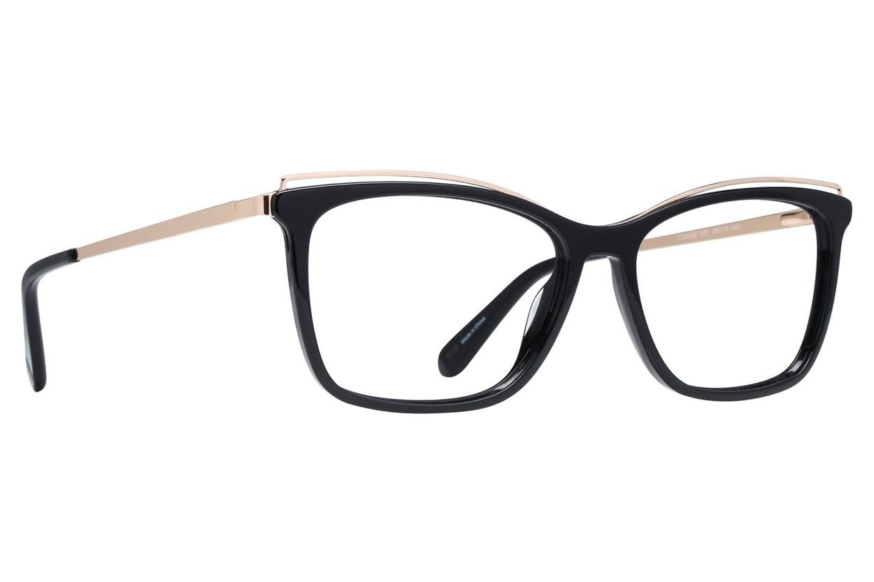 Covergirl CG4002 Black Glasses