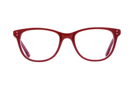 Skechers SE1631 Red Glasses