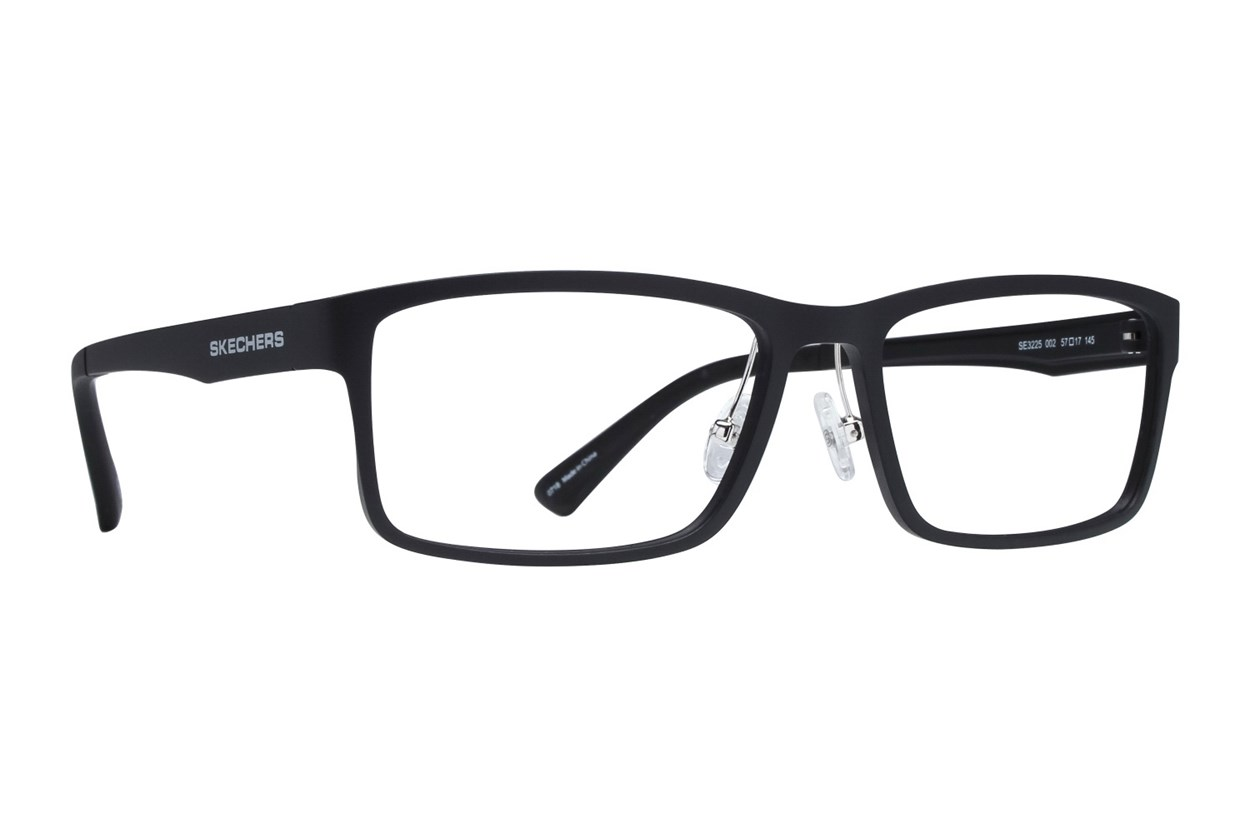 Skechers SE3225 Black Glasses