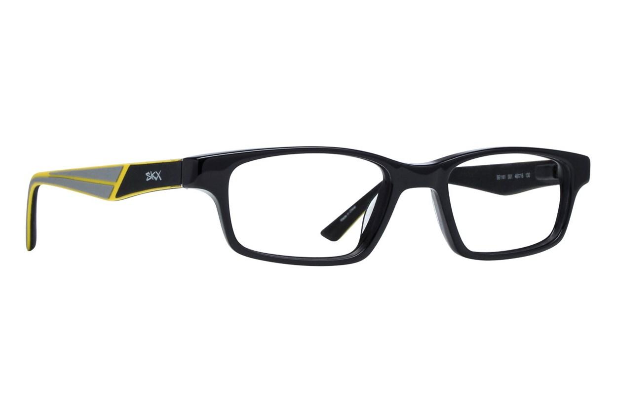 Skechers SE1161 Black Glasses