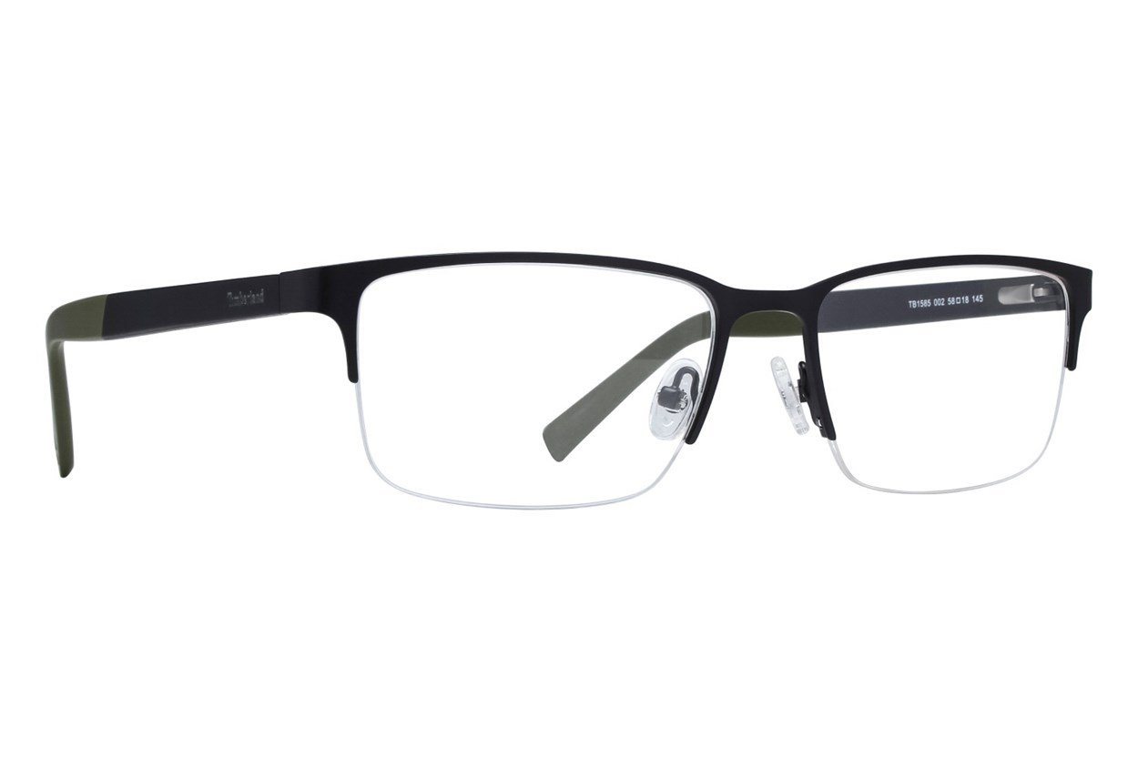 Timberland TB1585 Black Glasses