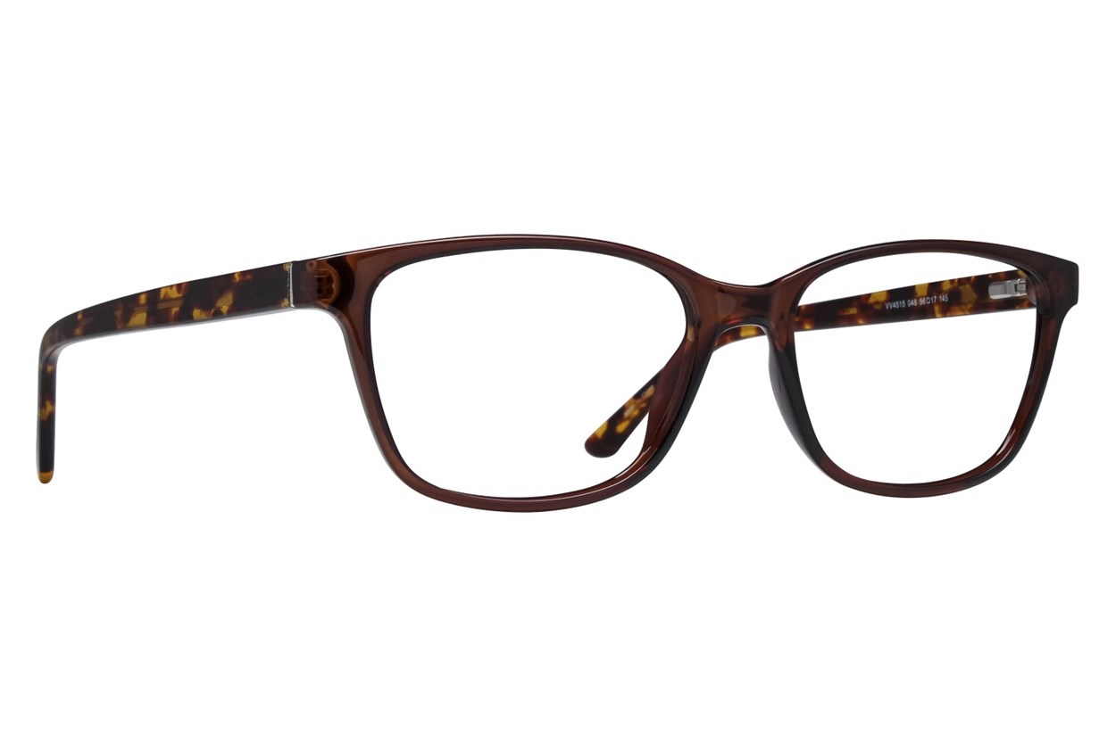 Viva VV4515 Brown Glasses