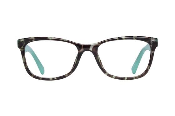 Caravaggio C123 Green Glasses