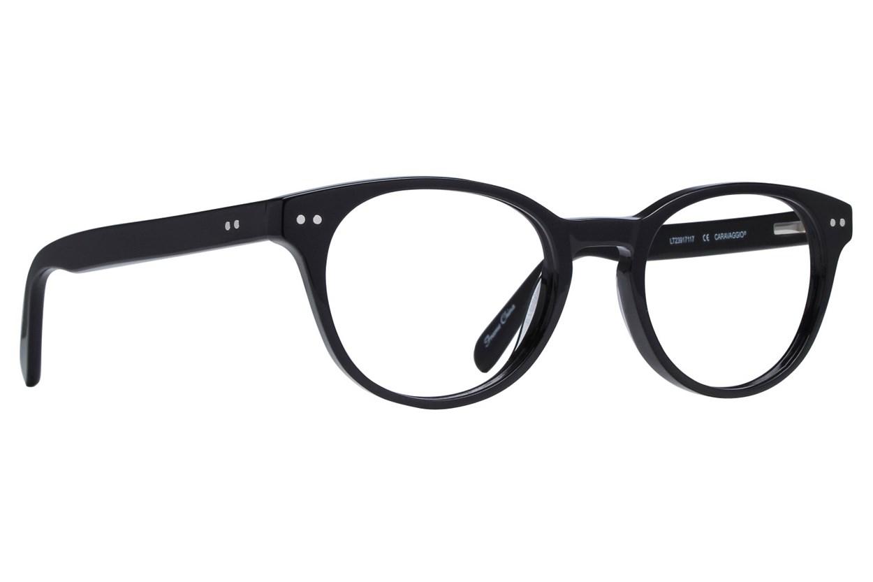 Caravaggio C810 Black Glasses