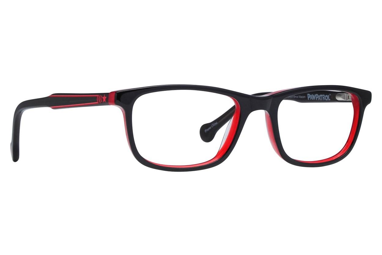 Paw Patrol Courage Black Glasses