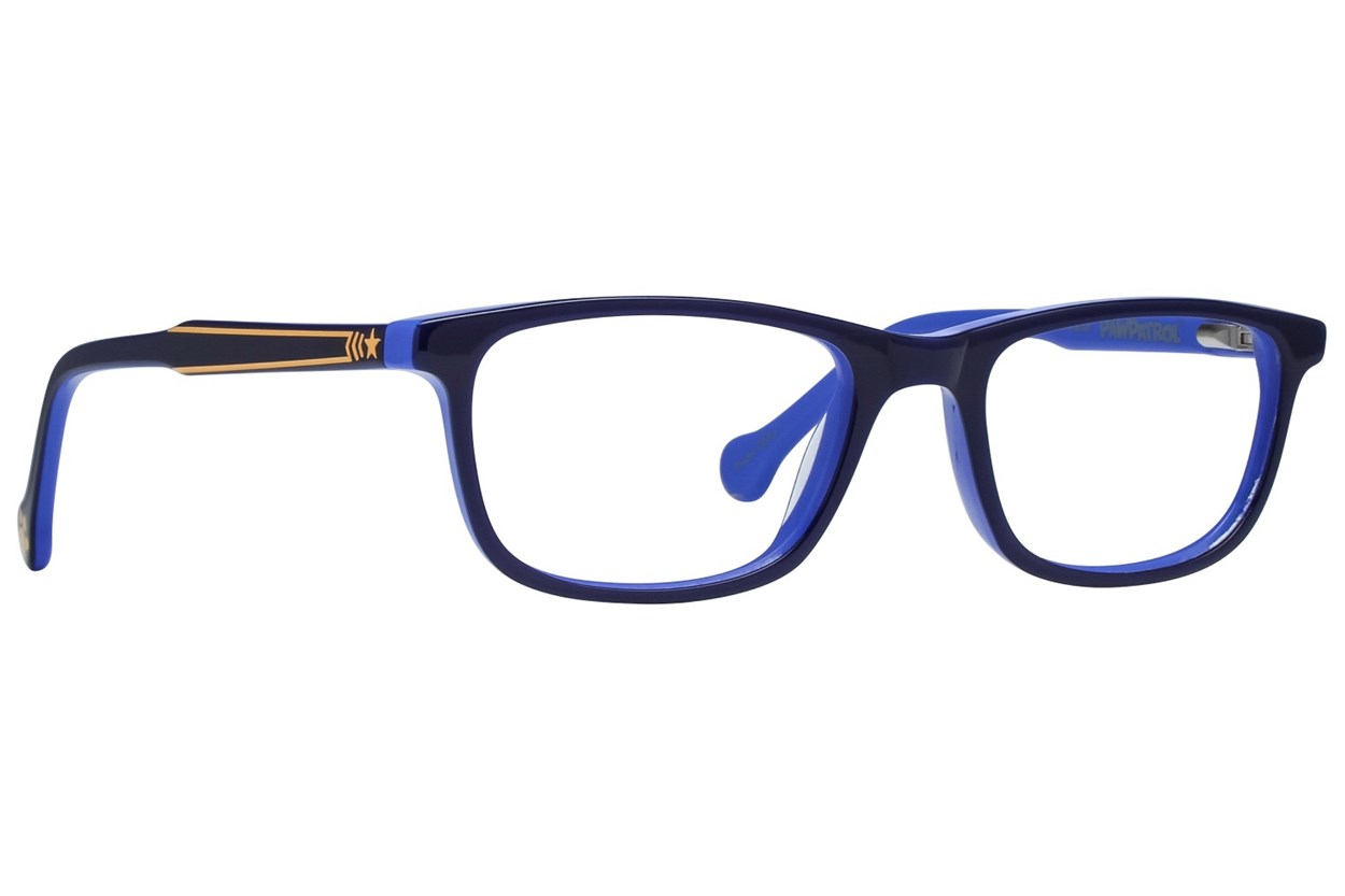Paw Patrol Courage Blue Glasses