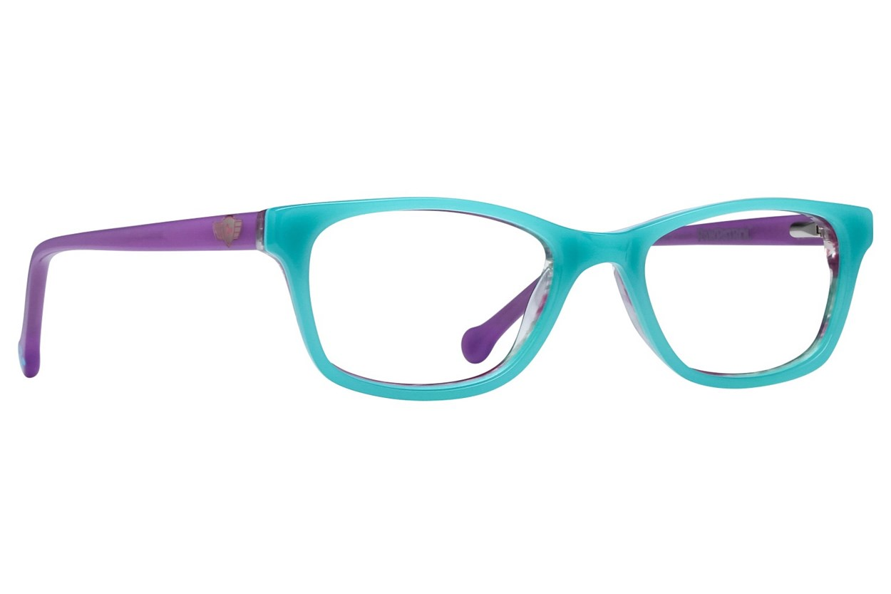 Paw Patrol Soar Turquoise Glasses