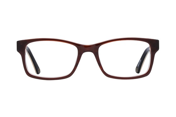 Nickelodeon Teenage Mutant Ninja Turtles Combat Brown Glasses