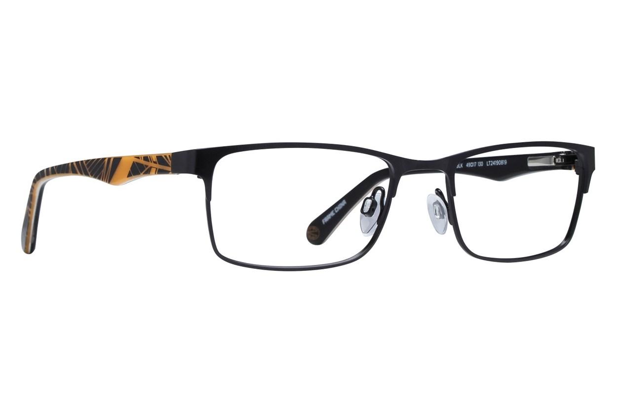 Nickelodeon Teenage Mutant Ninja Turtles Mayhem Black Glasses