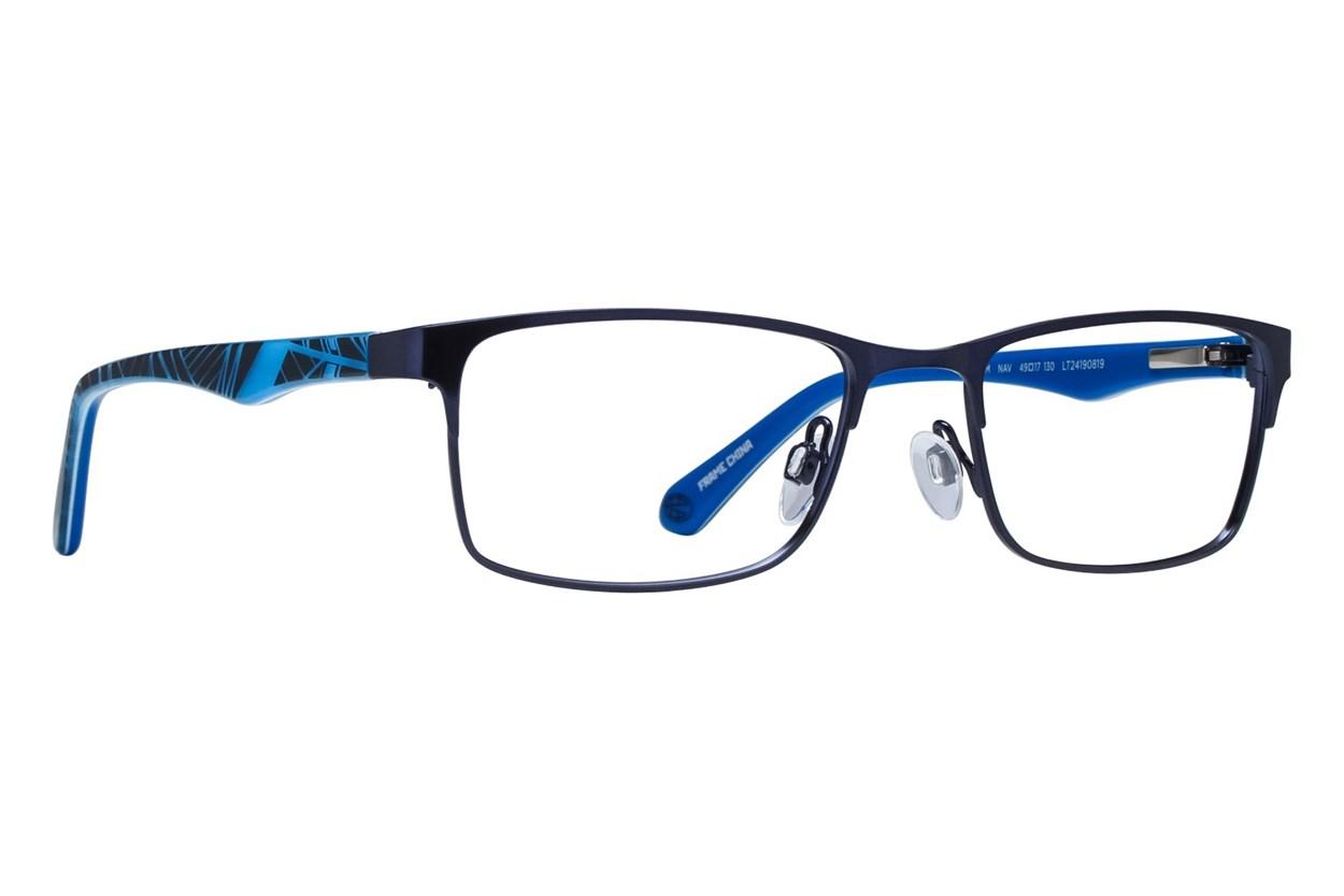 Nickelodeon Teenage Mutant Ninja Turtles Mayhem Blue Glasses