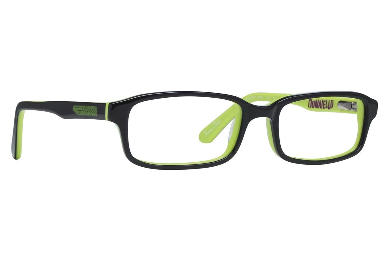 Nickelodeon Teenage Mutant Ninja Turtles Scholar Black Glasses
