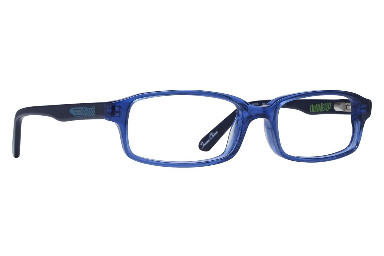 Nickelodeon Teenage Mutant Ninja Turtles Scholar Blue Glasses