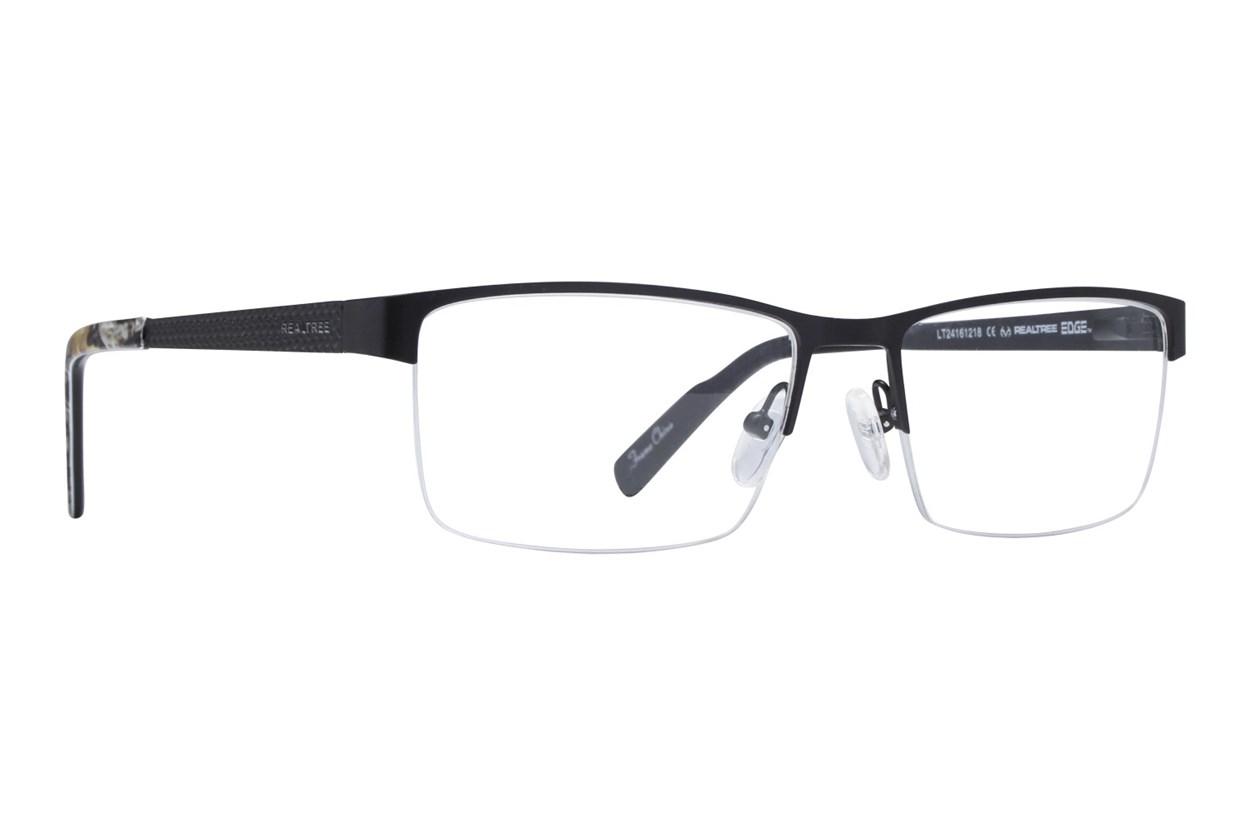 Realtree R719M Black Glasses