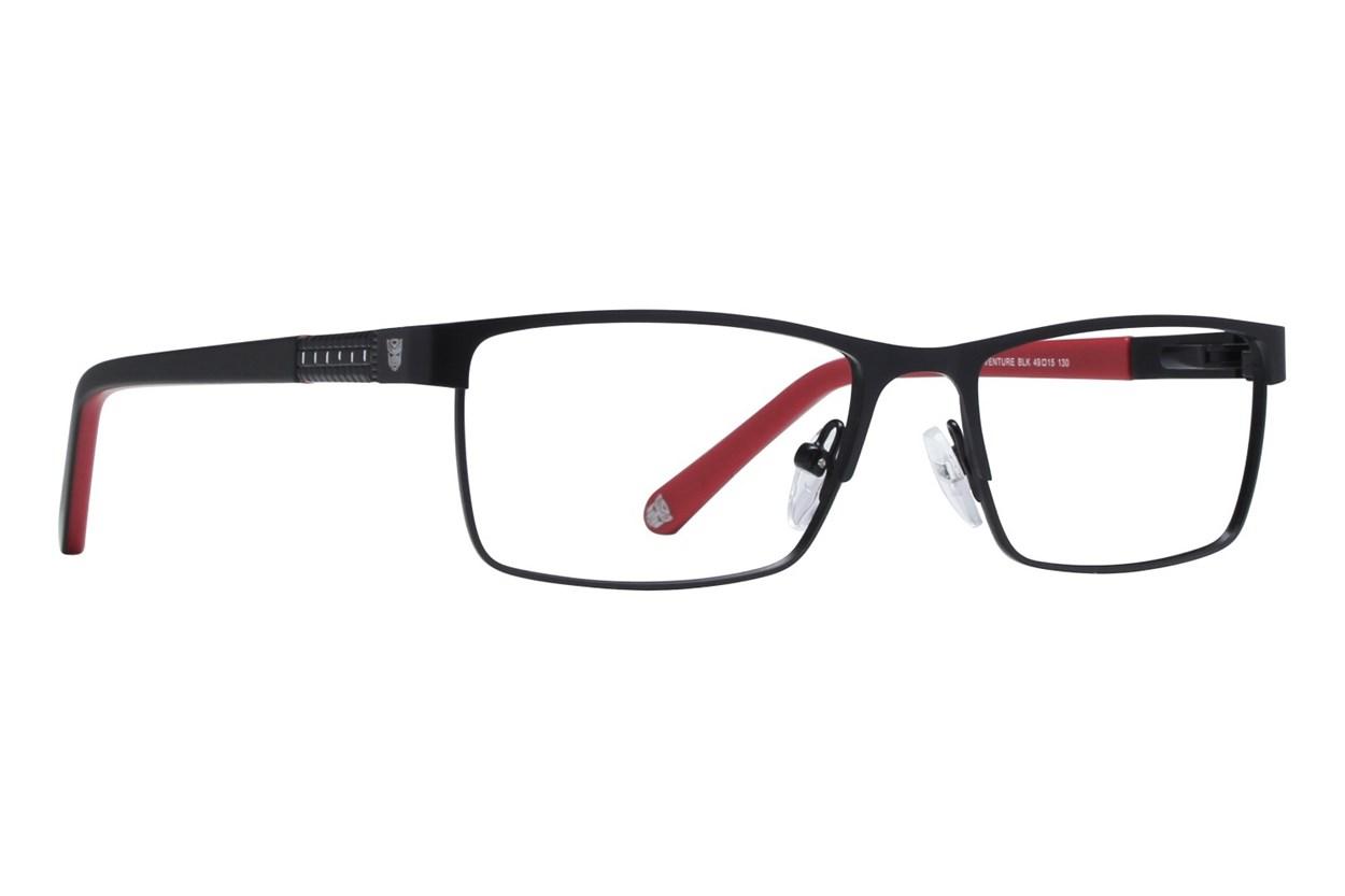 Transformers Adventure Black Glasses