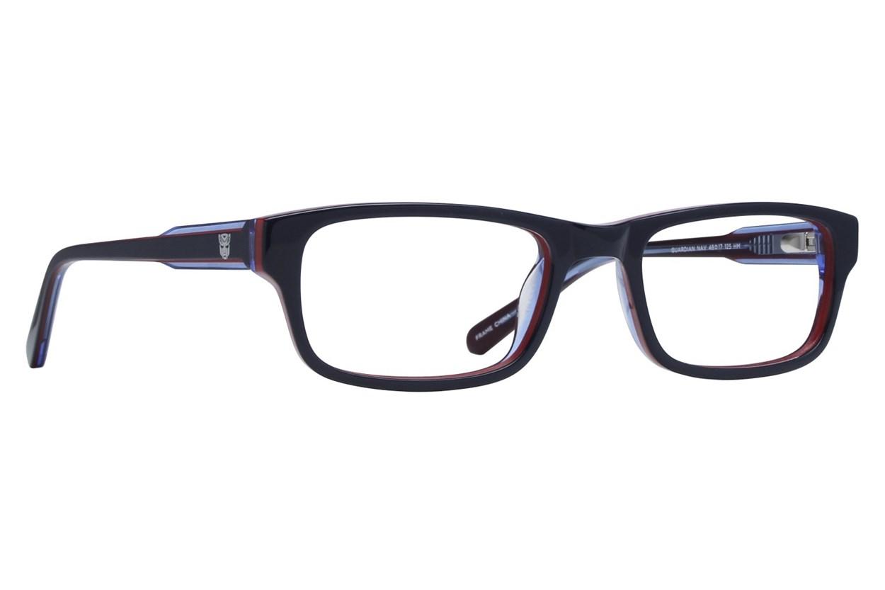 Transformers Guardian Blue Glasses