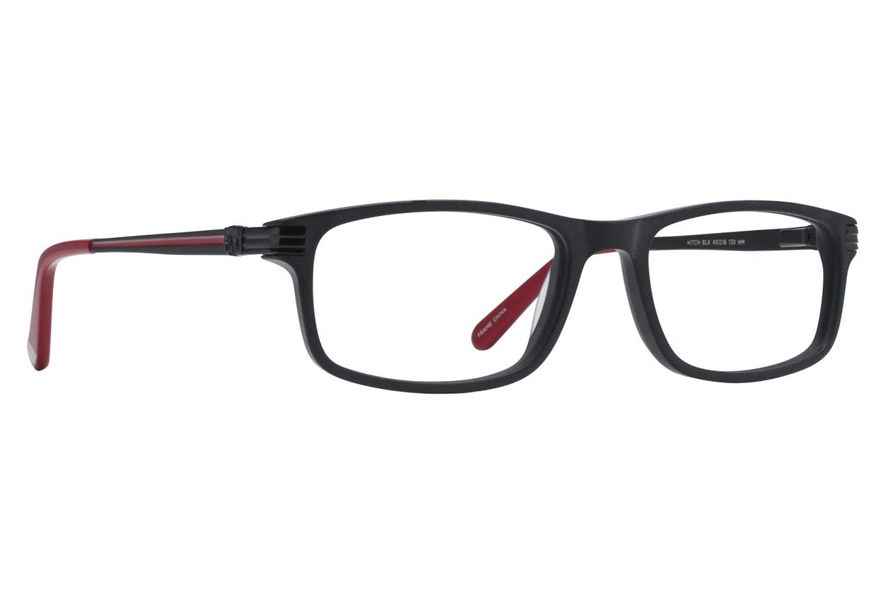 Transformers Hitch Black Glasses