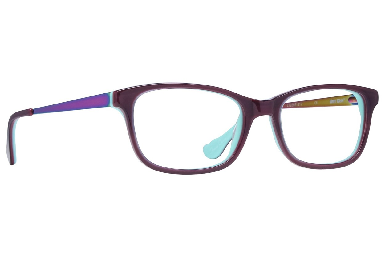 Hot Kiss HK76 Purple Glasses