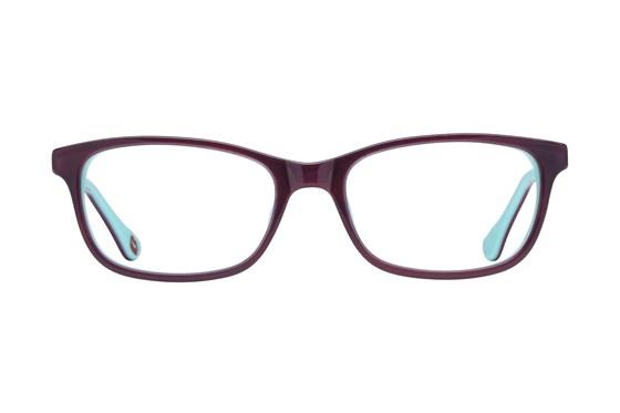 Hot Kiss HK76 Purple Glasses