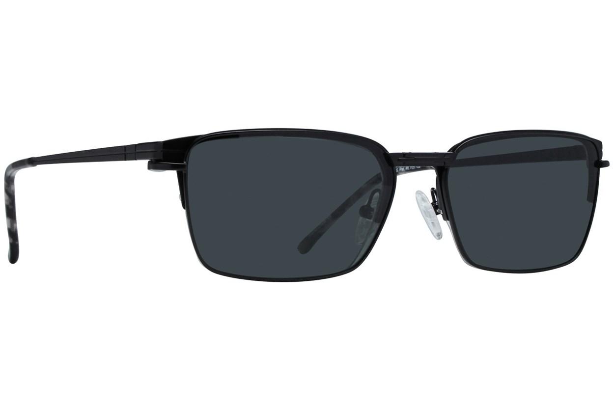 Alternate Image 1 - Revolution Denton Black Glasses