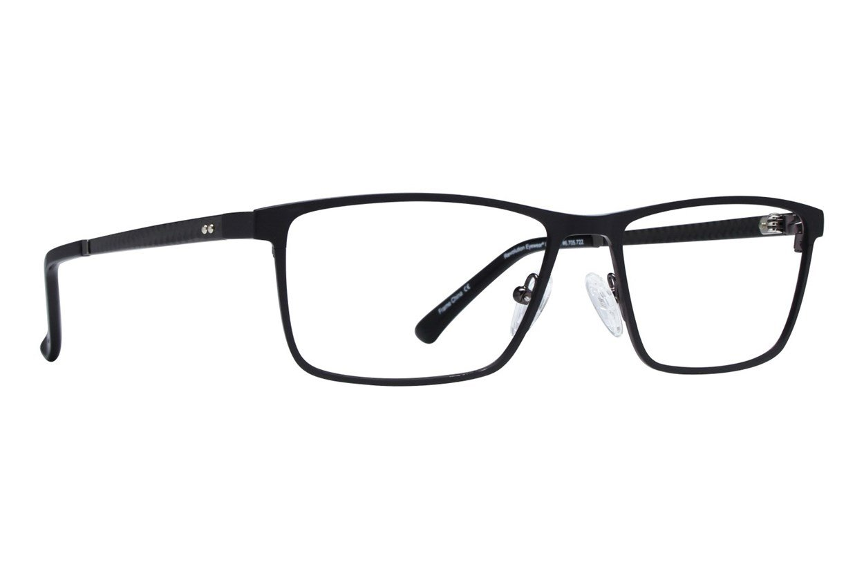 Revolution Hayward Black Glasses