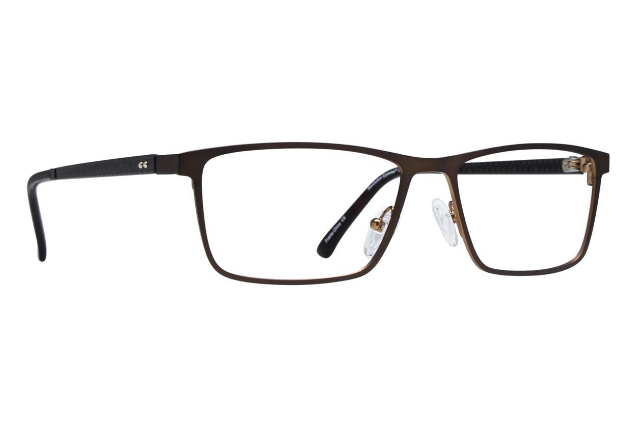 Revolution Hayward Brown Glasses