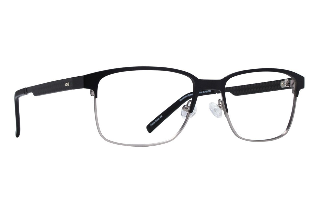 Revolution Lennox Black Glasses