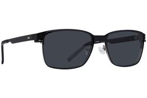 Click to swap image to alternate 1 - Revolution Lennox Black Glasses