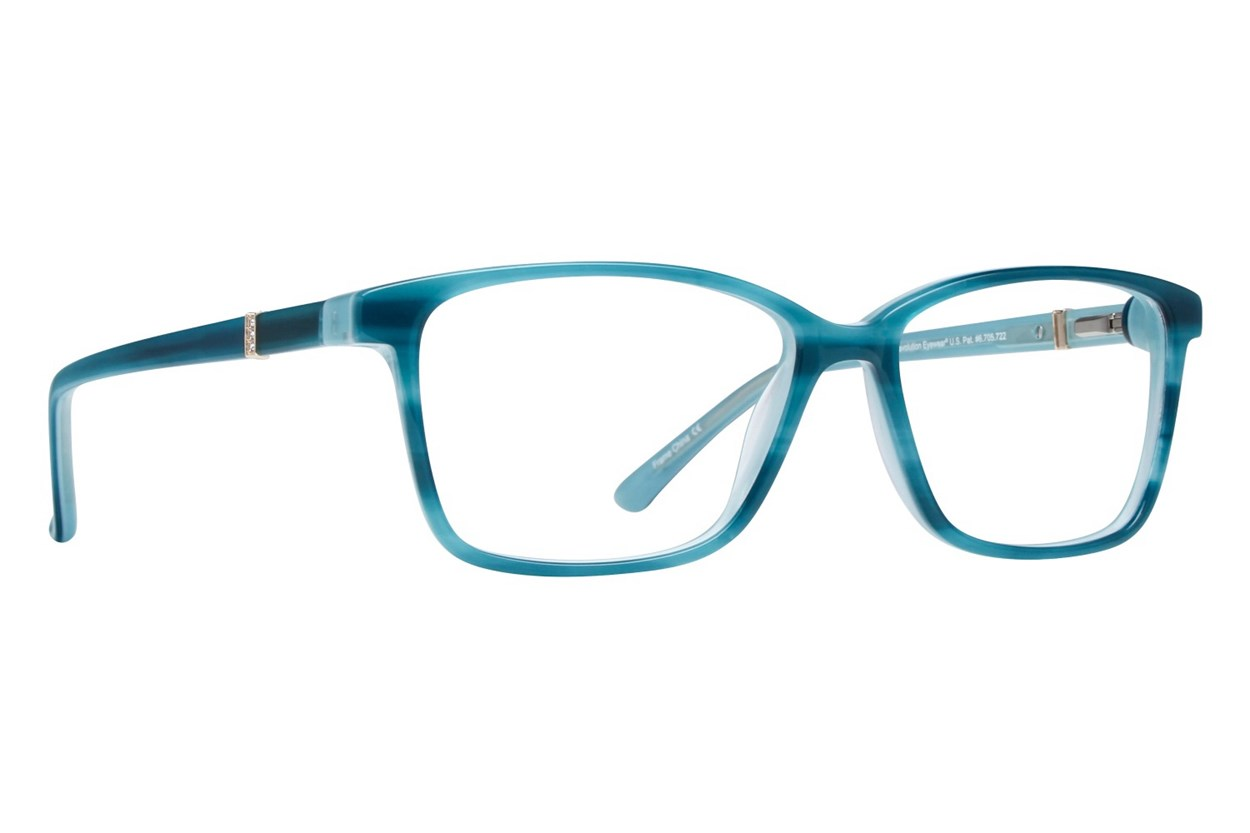 Revolution Ellsworth Turquoise Glasses